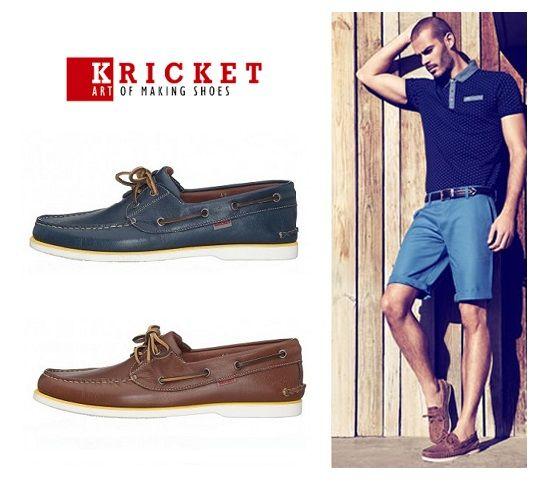 Kricket ανδρικά παπούτσια ιστιοπλοϊκά  !