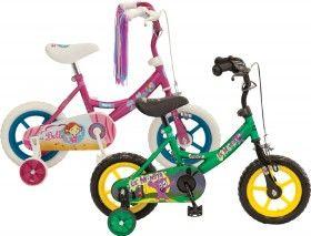 Dunlop Kids 30cm Pavement Bikes