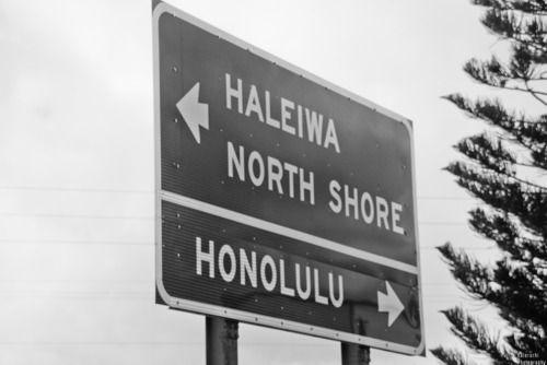 #hawaii #sign #northshore #honolulu