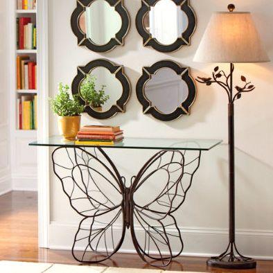Definitely A Butterfly Table