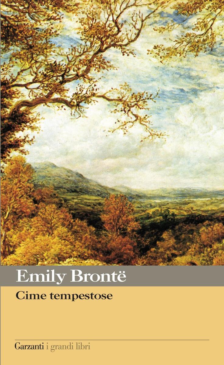 """""""Cime Tempestose"""" es mi libro favorito. Escrito por Emily Bronte entre 1845 y 1846, fue publicado por primera vez en 1847 bajo el seudónimo de Ellis Bell. Esta novela habla del señor Lockwood y su descubrimiento de la historia de Catherine y Heathcliff, dos amantes. Es muy romantico y triste, pero me gustò mucho."""