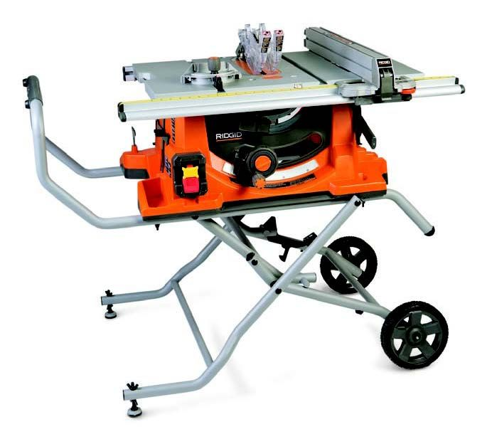 25 best ideas about ridgid table saw on pinterest 10 table saw table saw reviews and workshop Portable table saw reviews