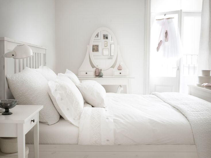 ikea white bedroom set