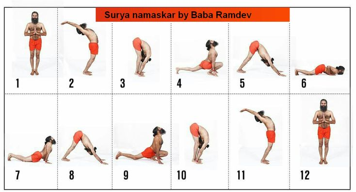Surya namaskar is the best yoga asana. If you don't have time to do all yoga asana then do surya namaskar just five times and get charged with energy.