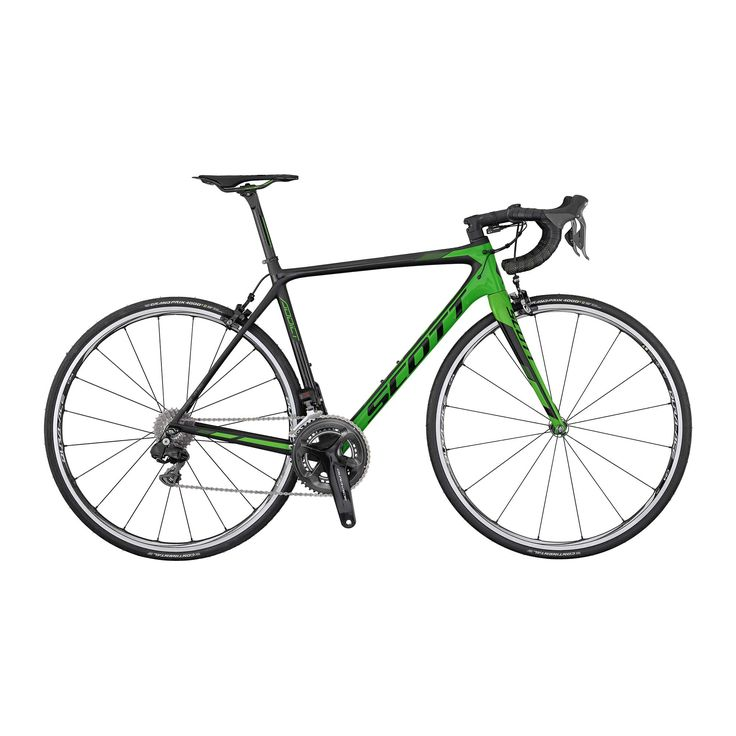 Scott Addict RC Di2 - 2017 Road Bike  #CyclingBargains #DealFinder #Bike #BikeBargains #Fitness Visit our web site to find the best Cycling Bargains from over 450,000 searchable products from all the top Stores, we are also on Facebook, Twitter & have an App on the Google Android, Apple & Amazon.