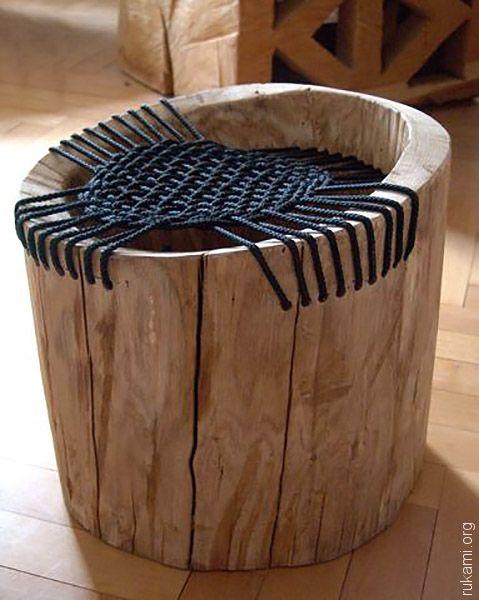 Необычные стулья, табуретки, кресла — так и хочется присесть! — Страница 7 — Новостной сайт