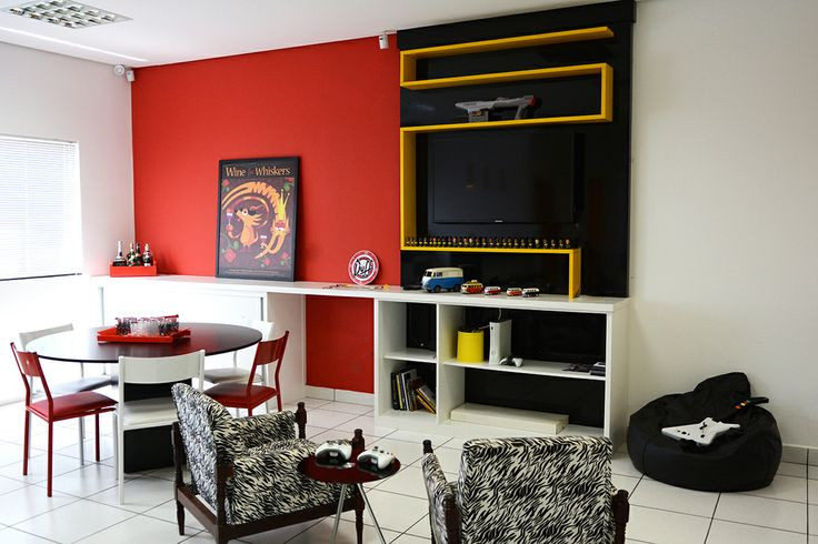 Sala de TV + Videogame