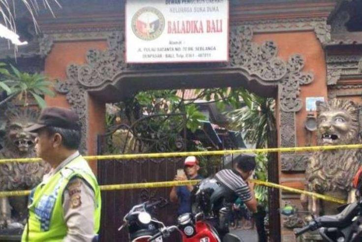 Gerebek Rumah Wakil Ketua DPRD Bali Polisi Temukan Puluhan Paket Sabu dan Senjata Api