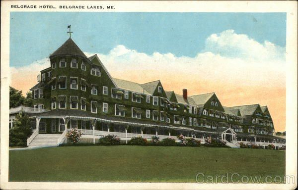Belgrade Hotel Belgrade Lakes Maine