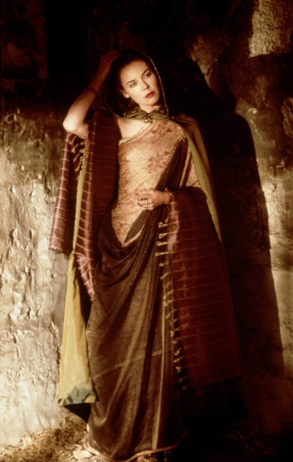 """Lucilla (Connie Nielsen) in """"Gladiator"""" (2000). Costume design by Janty Yates."""