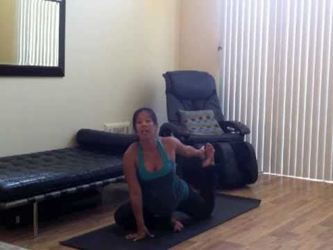 Prenatal Yoga Series - Workout 4