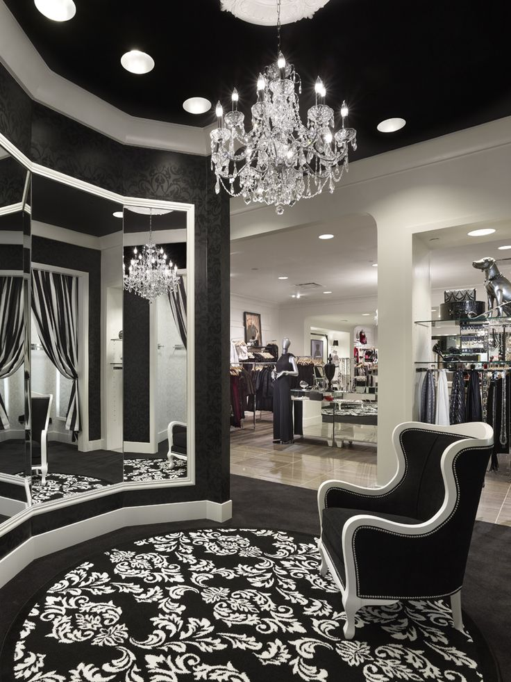 white house black market store design | Black_White_BC_05