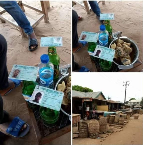 Anambra Election: Youths Use Voter's Card to Drink Cold Beer (Photos) http://ift.tt/2zfeJl3