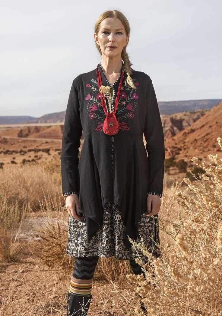 Santa Fe – GUDRUN SJÖDÉN – Webshop, mail order and boutiques | Colorful clothes and home textiles in natural materials.