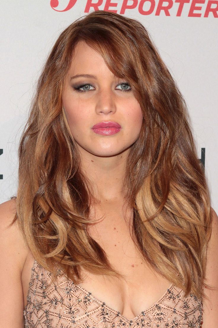 Jennifer Lawrence Frisur Transformation
