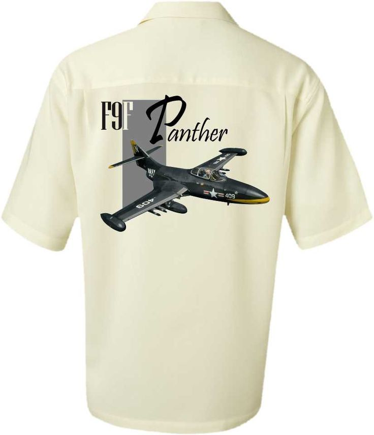 Men's Airplane Shirt-P-38 Lightning-World War II aircraft-Aviation Shirt, Ivory-Military gift, airplane gift,fighter bomber,gift for veteran