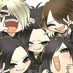 the gazette chibi - Buscar con Google