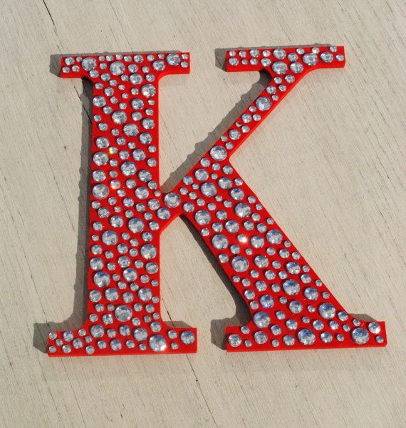 Decorative Wall Letters Pinterest : Best images about letters from a to z on