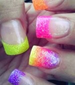 Check out LoveItSoMuch.com to discover unique products like Bling Neon French Manicure Nails.