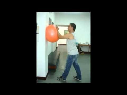 Rehabilitacion hombro Luego de Cirugía, Fisioterapia - YouTube