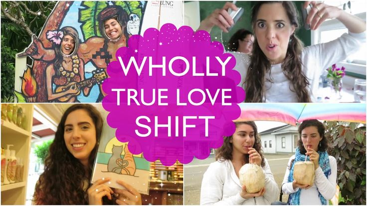 Wholly TRUE LOVE Shift & Shopping in Hawaii
