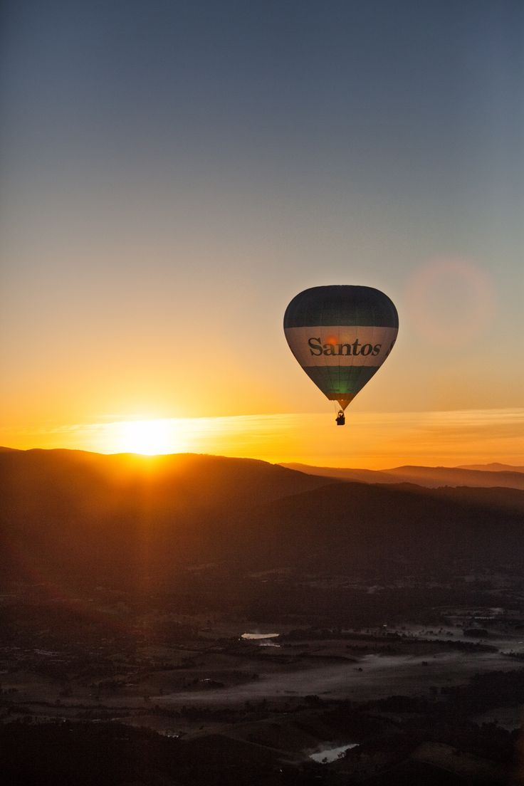 Over melbourne picture of global ballooning melbourne and yarra - Exclusive Offer Purchase A Balloon Flight For 2 People Over Melbourne Tomorrow And Receive A