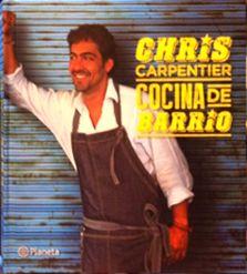 COCINA DE BARRIO - Chris Carpentier -