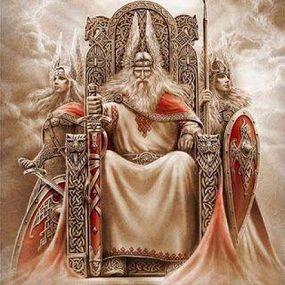 Mitologia Nórdica/ Celta/ Grega e Era Medieval : Mitologia Nórdica, 1- A vida após a morte, O Caminho do Guerreiro: