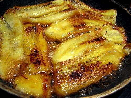 Receita de Banana frita com leite condesado. Enviada por Lidiane França Borges e demora apenas 30 minutos.
