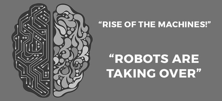 Rise of the robots! Automation is taking away jobs, but it's also creating new ones. Interesting.