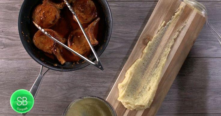 Essayez ce délectable plat de côtes de porc au praprika fumé au souper et dites-nous ce que vous en pensez! Un Snapie! signé SB Cuisine.