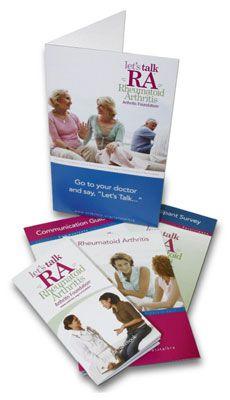 Let's Talk Rheumatoid Arthritis (RA) | Arthritis Foundation | Free book