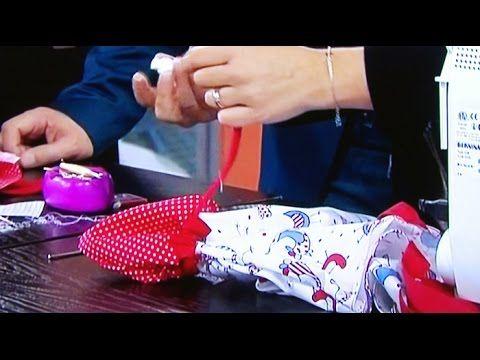 ▶ Saco de Compras em Tecido - Costura com Riera Alta - YouTube