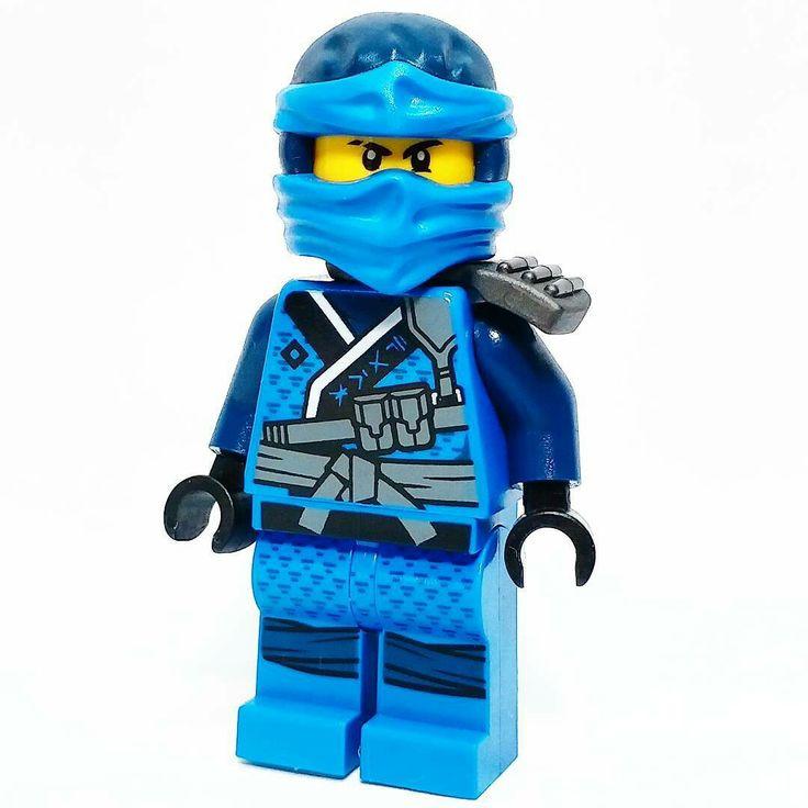 ninjagosonsofgarmadon  jay minifigure  ninjago jay