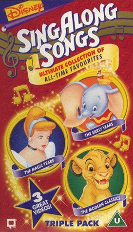 Disney Sing Along Songs: Collection of All-Time Favorites ...