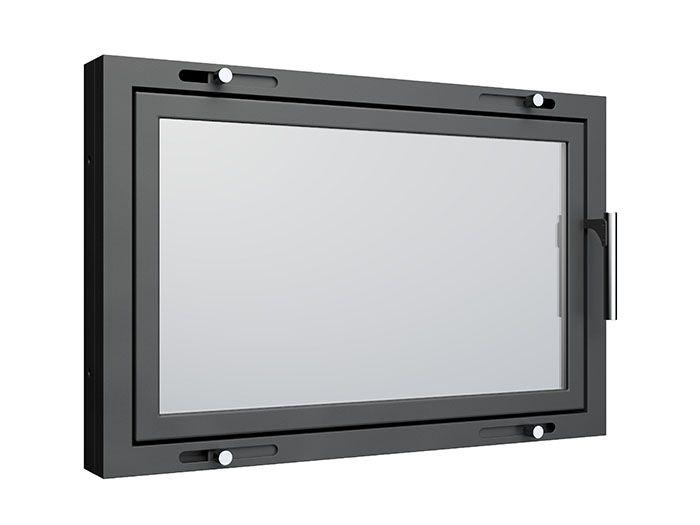 Drzwiczki kominkowe - model AX6 proste - KOM-IN.pl