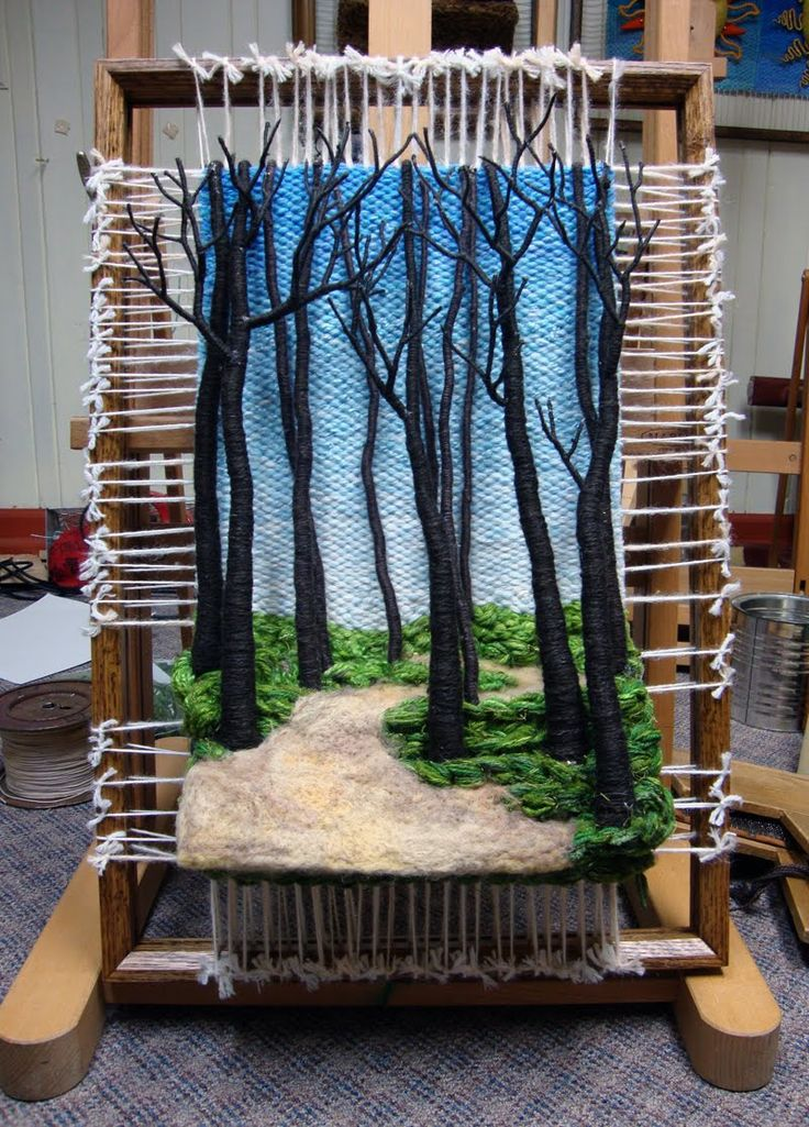 Dimensional Weaving - Martina Celerin 3D fiber art: Taking the Redeye to Ohio