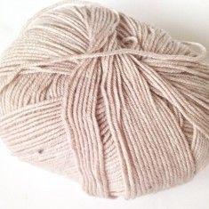 Fir de tricotat crosetat, lana 100% baby merino, f moale catifelata - 480g