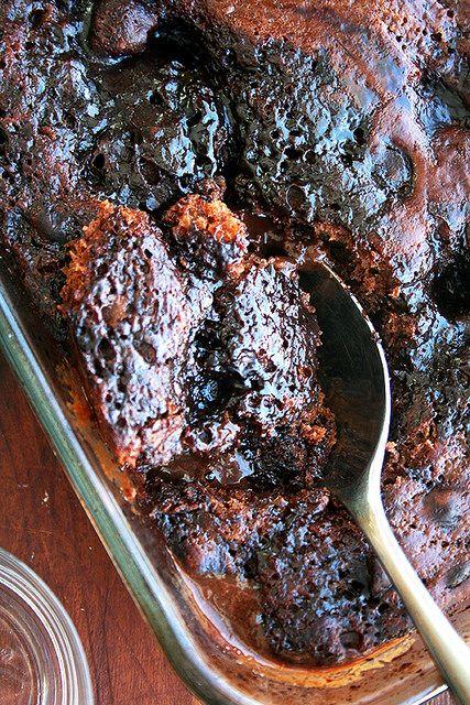 Mollie Katzen's Chocolate Eclipse Cake recipe/ alexandracooks, via Flickr
