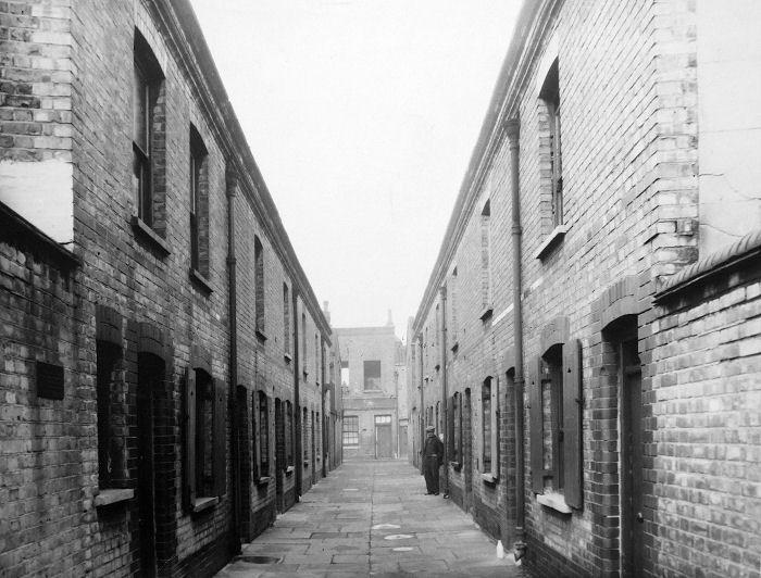 Chapman bigland street,Shadwell