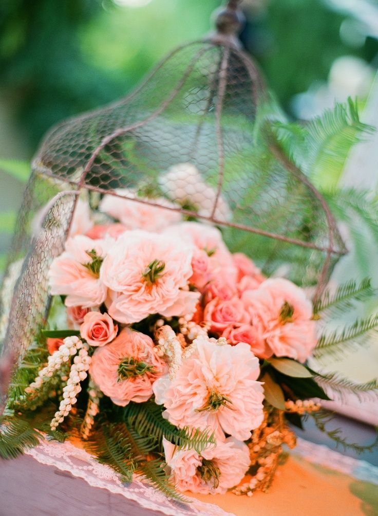 Best images about wedding birdcage centerpieces on