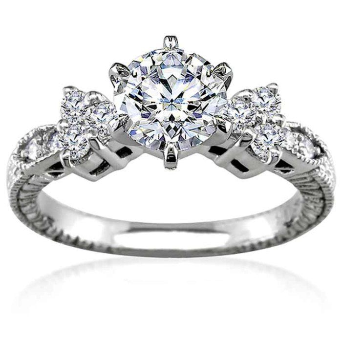 World's Best Engagement Rings | World's Top Ten Most Expensive Engagement Rings 2014