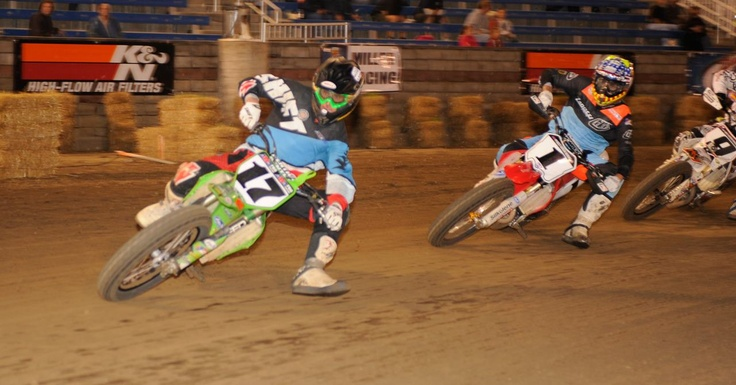 Race Report from the AMA Pro Flat Track race at Springfield.