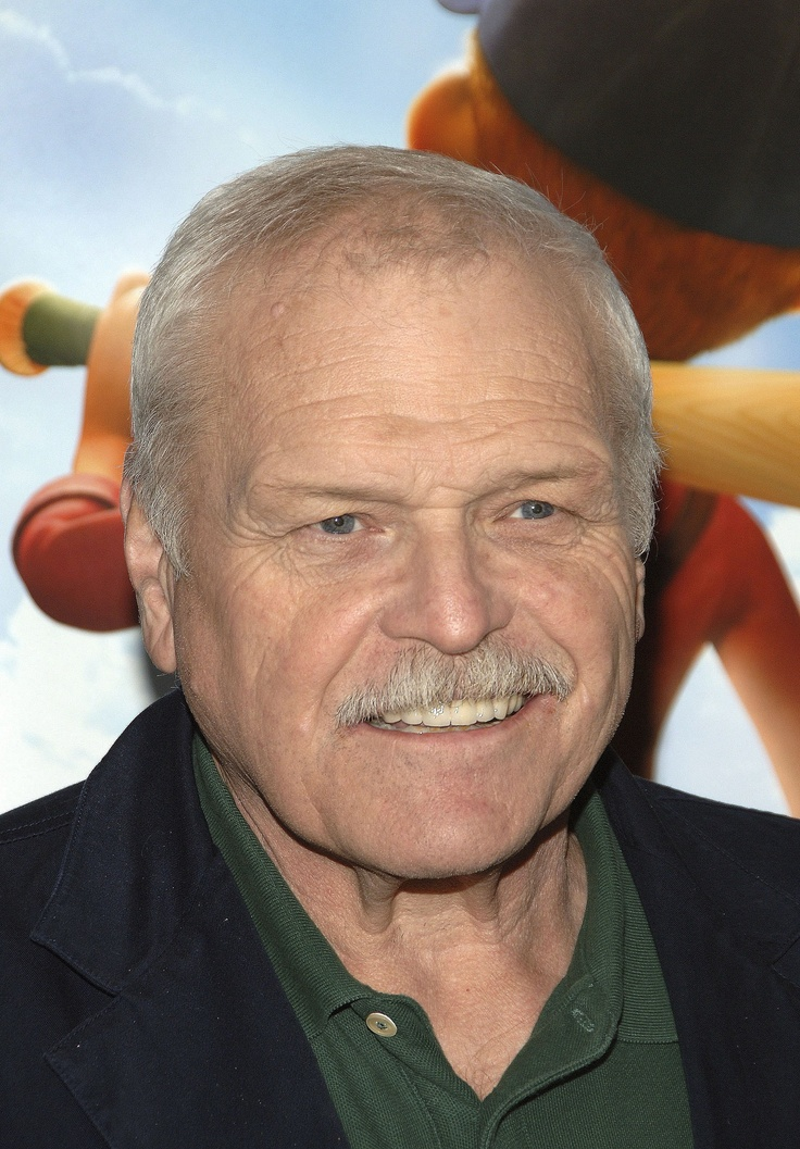 Brian Dennehy.  Sexy at every age.