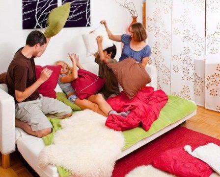 Cómo pactar con nuestros hijos las normas en casa