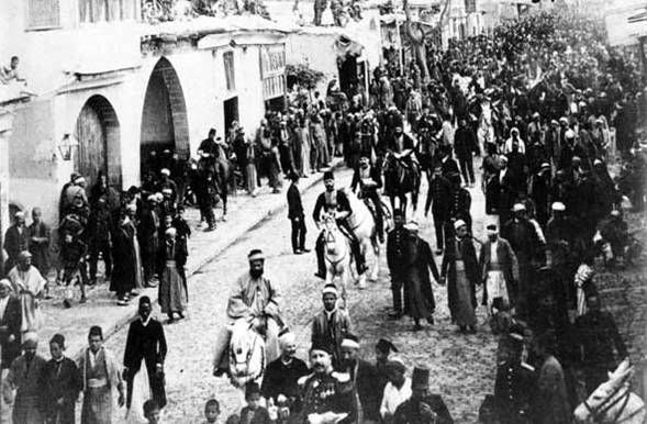 Pictures from the Syrian history (3) صور من تاريخ سوريا Syria Today Toronto Canada
