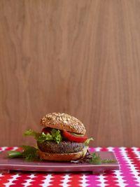 Black Bean Burger - Healthy Recipe Finder | Prevention