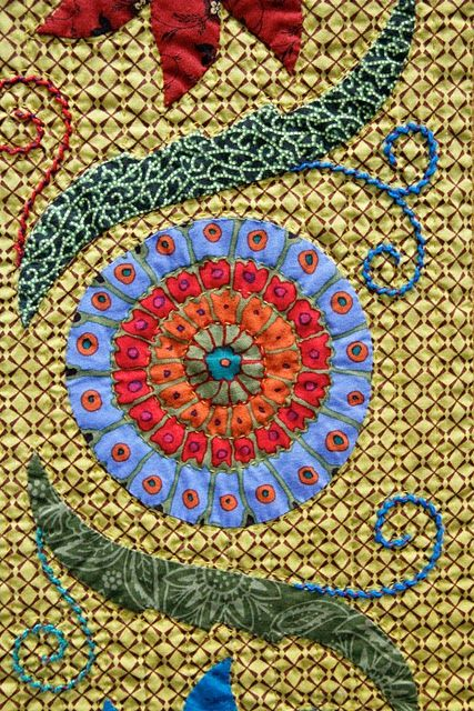 Creative ideas for you: Applique Quilts