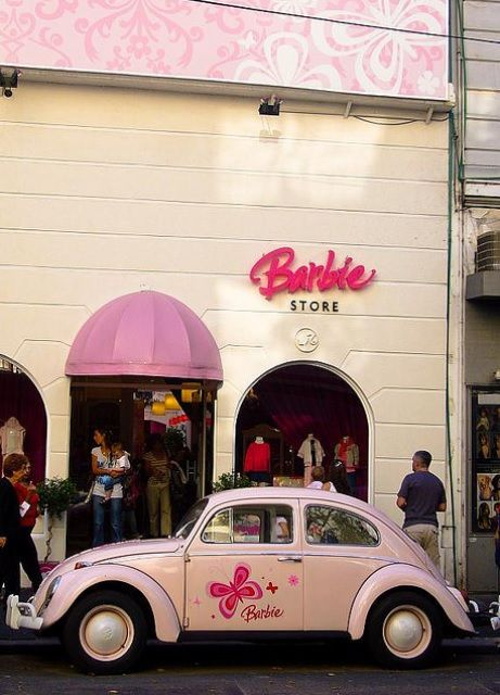 Barbie Store - Palermo, Buenos Aires, Argentina