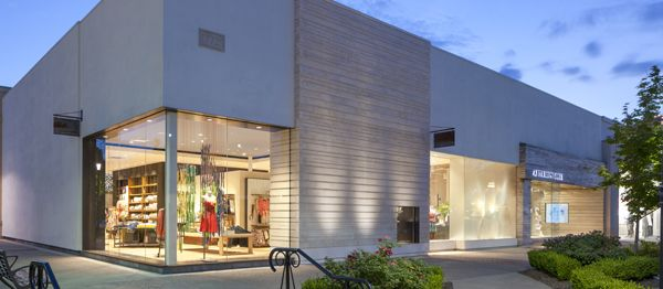 Anthropologie by EOA / Elmslie Osler Architect, Little Rock, Arkansas